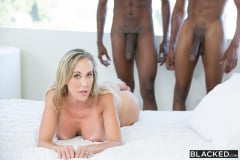 Brandi Love - Sexy Mom Takes 2 young BBCs (Thumb 15)