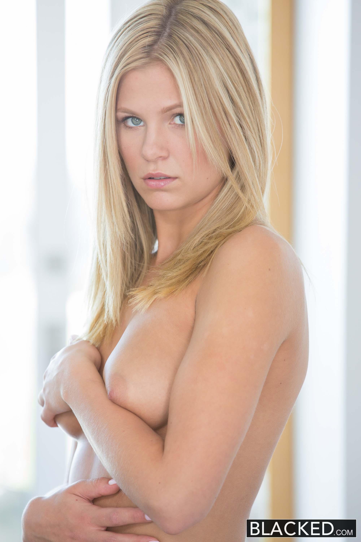 beautiful naked girl in socks