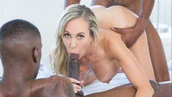 Brandi Love in 'Sexy Mom Takes 2 young BBCs'