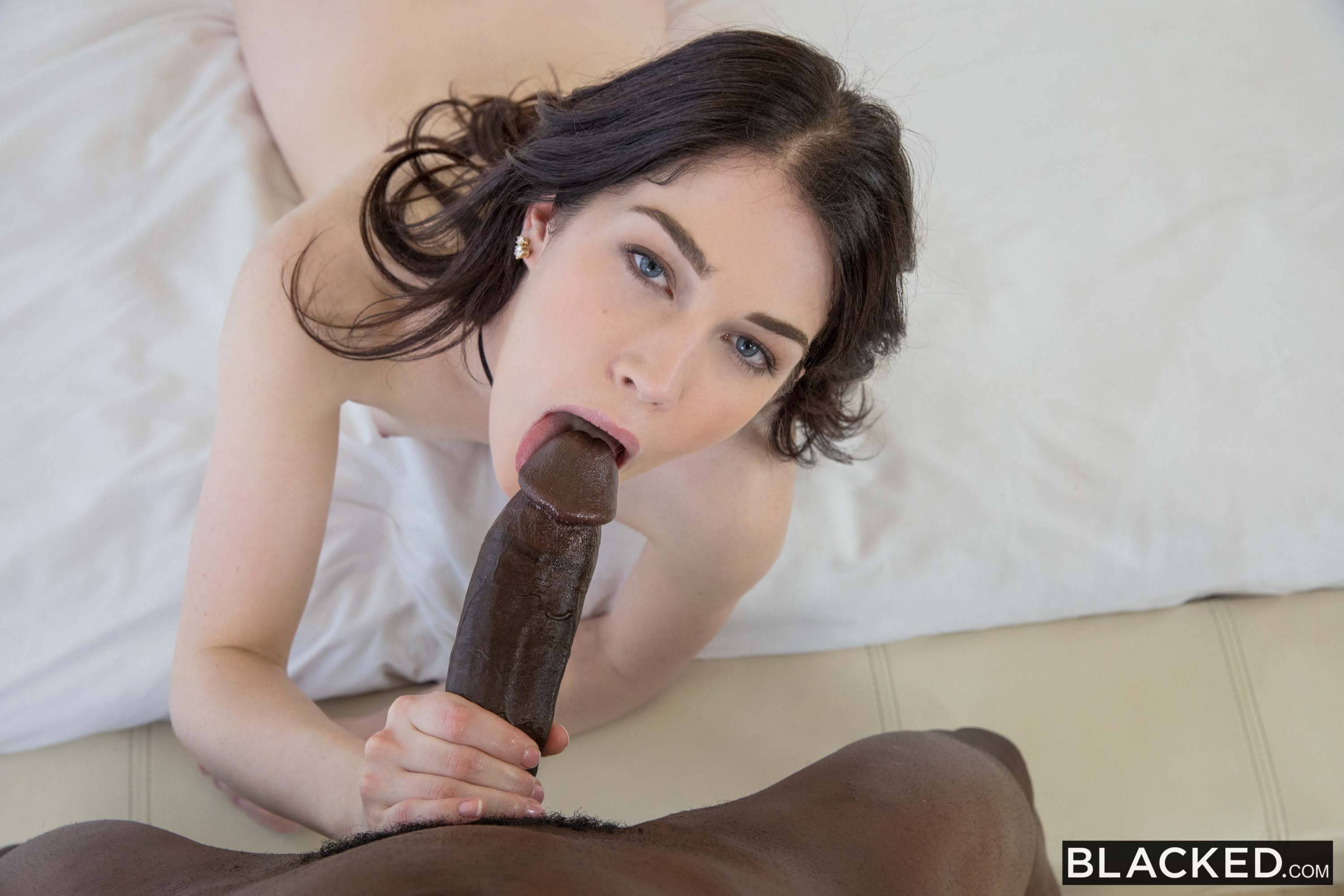 Blacked evelyn claire takes on two bbc039s