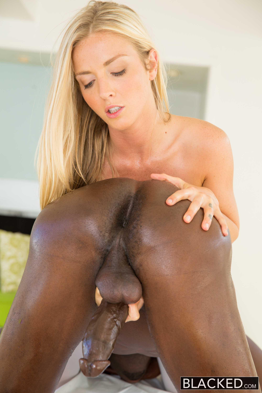 Karla kush massaging and sucking big black dick
