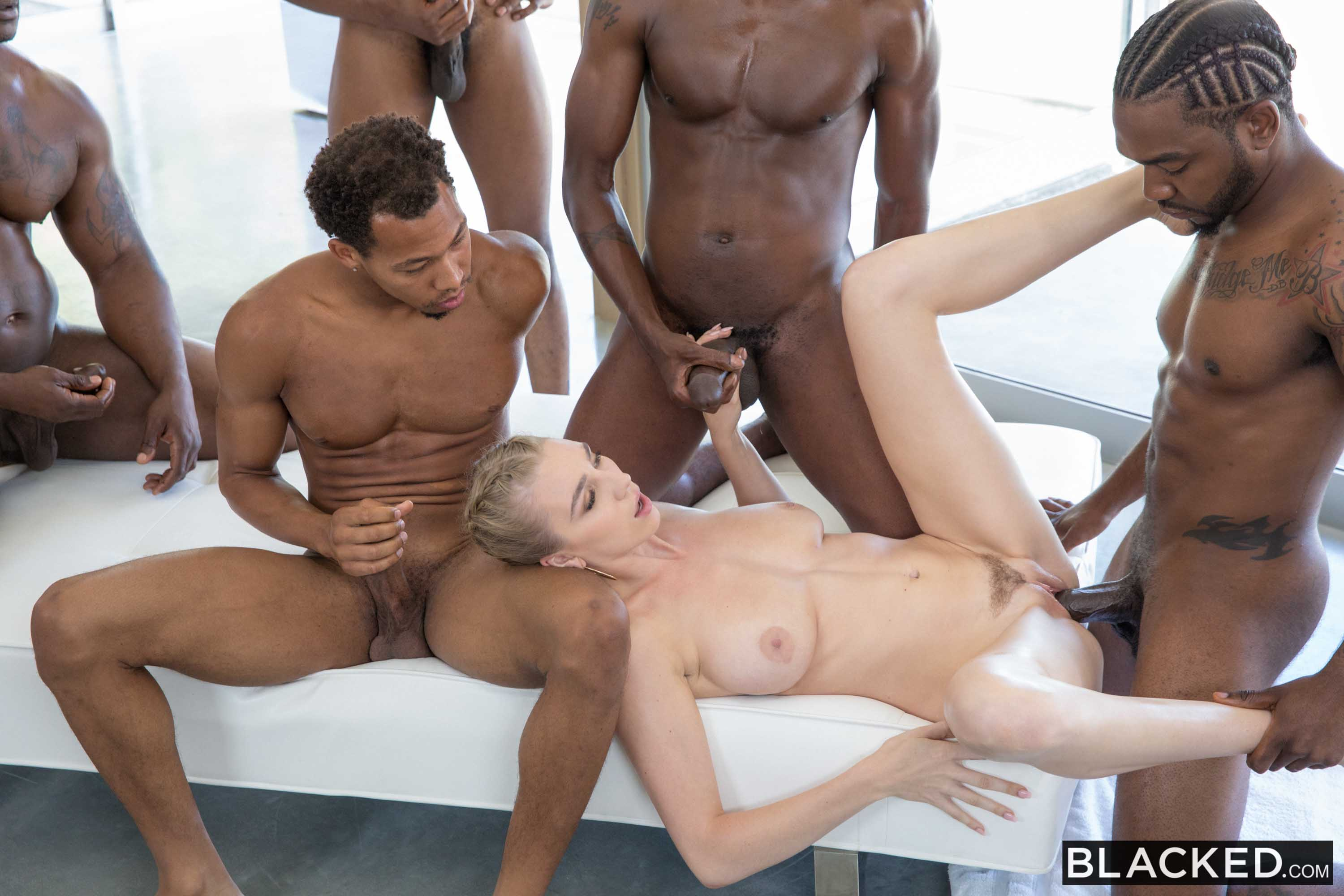 Blacked kendra sunderland meets mandingo - 1 part 3